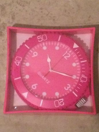 Relógio embalado
