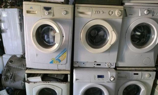Запчасти для стиральных машин разных марок