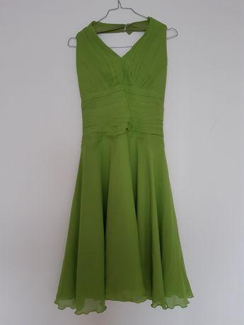 Sukienka kolor zielony