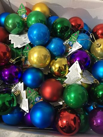 Новогодние игрушки. Игрушки для елки. Украшение для дома