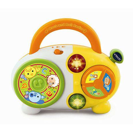 Развивающая игрушка музыкальное радио VTech