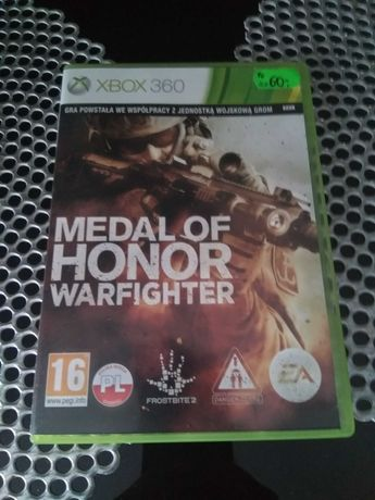 Gra Xbox 360 medal if honor
