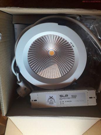 Lampa ledowa 41 W z zasilaczem