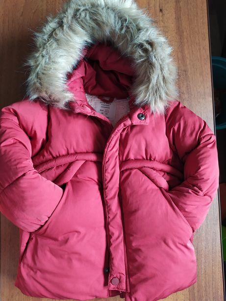 Зимова куртка Зара Zara