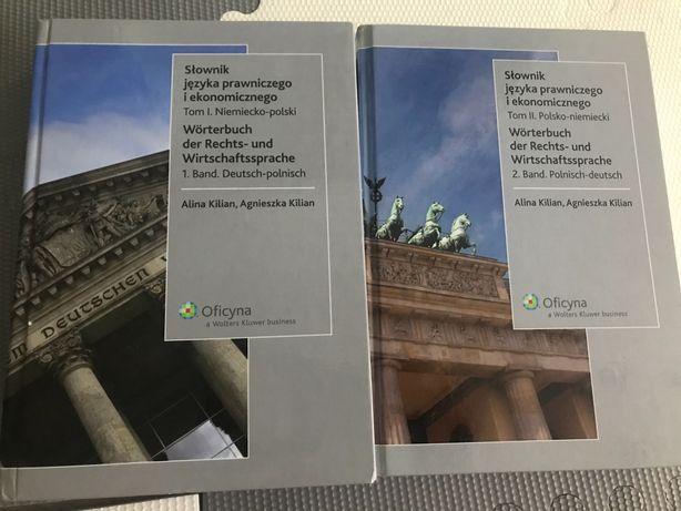 Słowniki Kilian Rechts- und Wirtachaftssprache