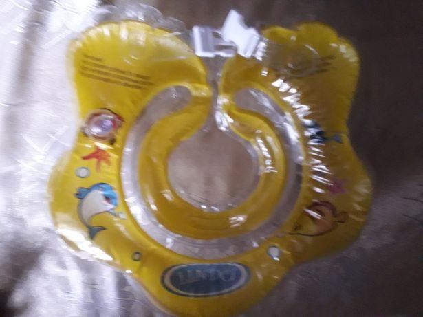 Круг для купання Ліндо+ термометр для воды