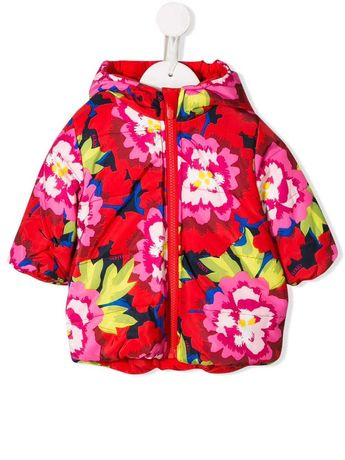 Kenzo двухсторонняя куртка детская