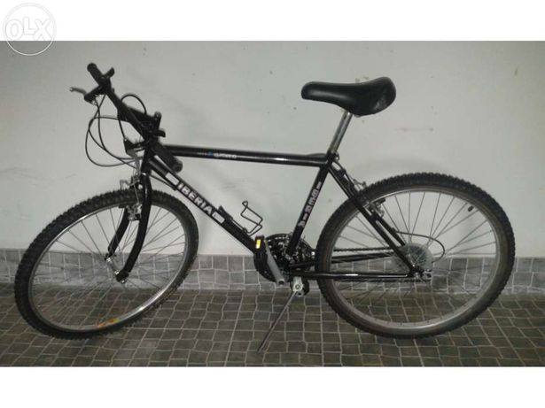 Bicicleta iberia shimano