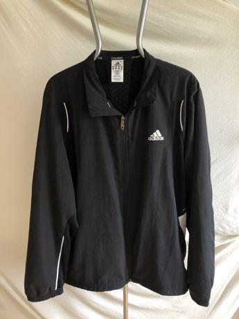 Czarna kurtka  sportowa Clima365 Adidas [221]