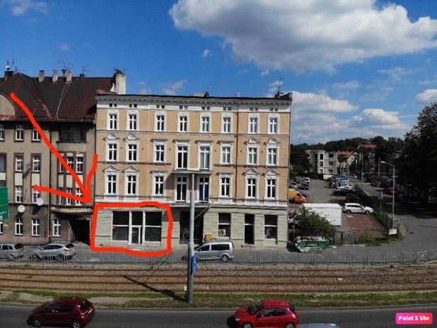 Lokal Handlowy Katowicka 52 Chorzów,133m+magazyn60