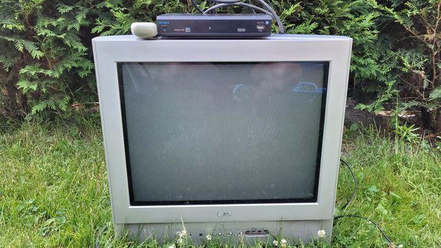 """Telewizor LG 21FB35RX 21"""" z dekoderem DVB-T dvbt"""