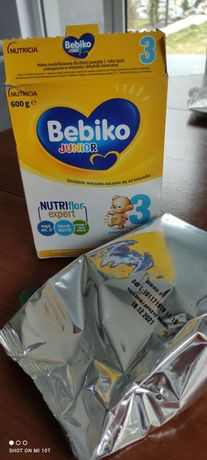 Bebiko Junior 3 600g