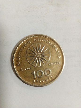 Продам 100 греческих драхм!