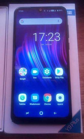 Smartfon DOOGEE Y9 PLUS-Bez Simlock-4GB/64GB-Idealny Stan-cena z wysył