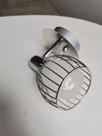 Lampa nowa z żarówka