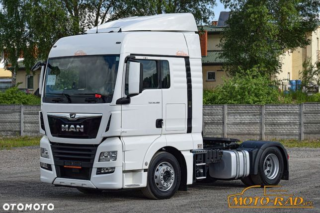 Man Tgx 18.500 / Euro 6 / Xlx / Nowy Model / Klima Postojowa /