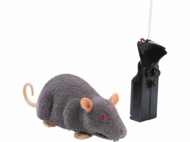 Zabawka Szczur zdalnie sterowany