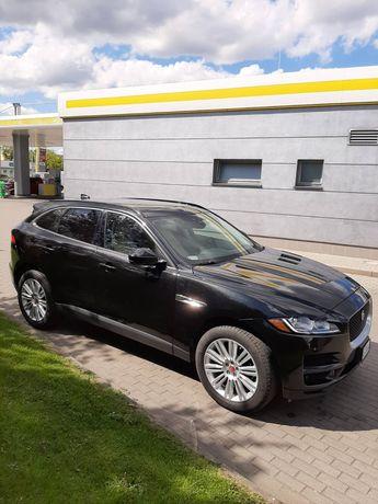 Jaguar F-pace 4x4 2.0 benz