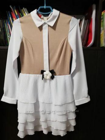 Платье нарядное для девушки