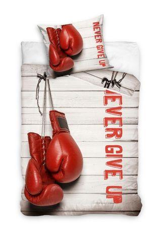 Постельное белье для настоящих чемпионов Never Give UP 140х200
