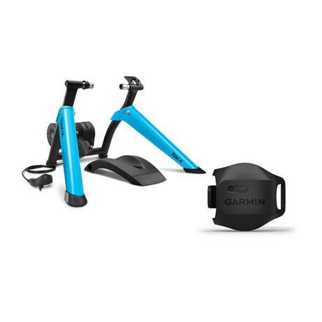 Trenażer rowerowy Tacx Boost - zestaw z czujnikiem prędkości