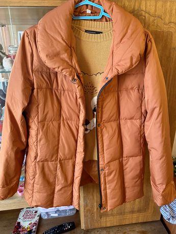 Куртка женская пуховая пуховик