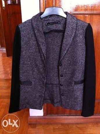 Blazer Zara casaco