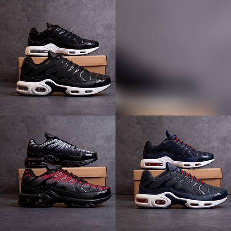 Мужские кроссовки Nike tn plus. Adidas