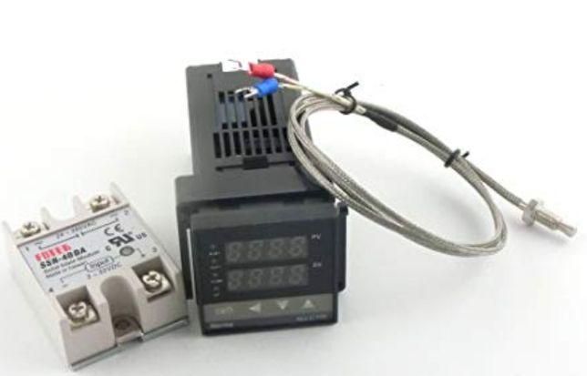 Termostatos Digitais-400º - REX 100 RKC-