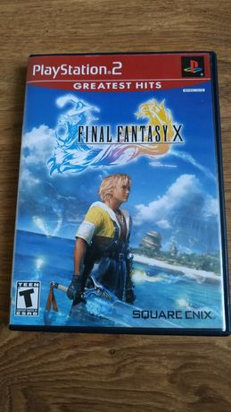 Final Fantasy X PS2 лицензия