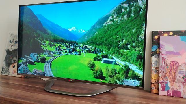 Преміальний тв LG 47 Smart TV та 3D