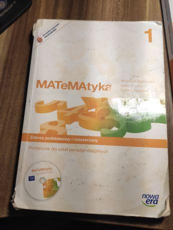 Matematyka 1 nowa era podręcznik