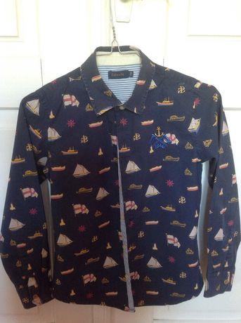 Рубашка Faberlic 140 см