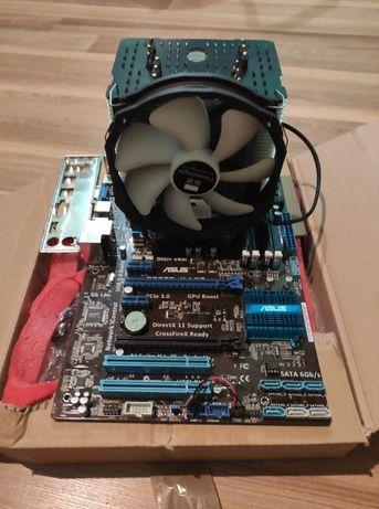 I5 2500k + Asus P877-V LX2 + 8Gb GoodRam + Zotac GeForce Gtx 470 Amp