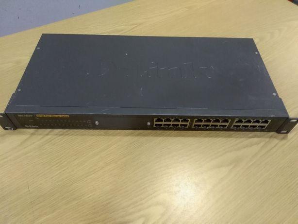 D- Link Switch DES-1024R+