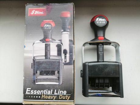 Датер H-6103 Печать