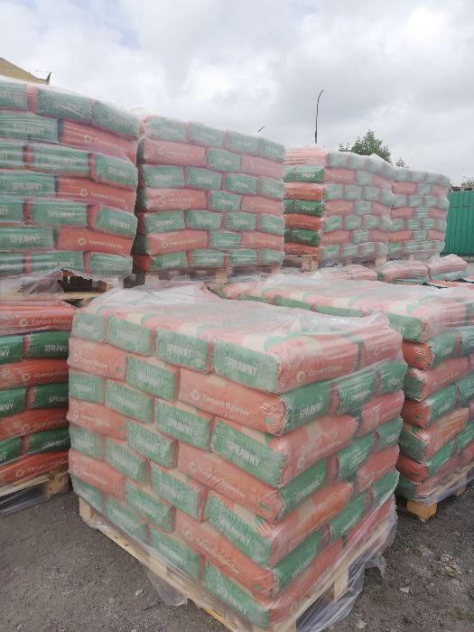 Cement Ożarów II/32.5R,   Nowiny II/V32,5R