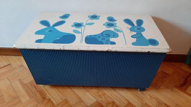 Arca para quarto de criança