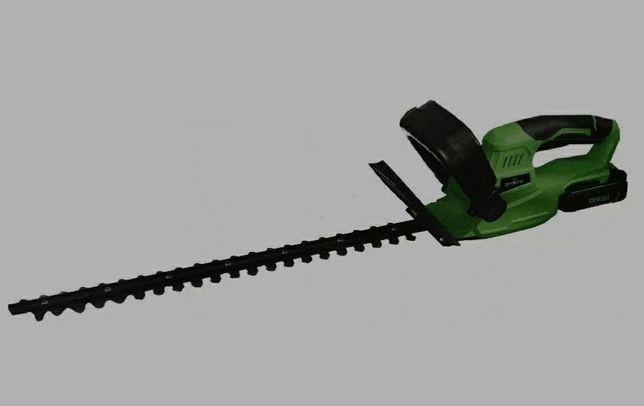 Akumulatorowe nożyce do żywopłotu 20V MAX GARDENIC
