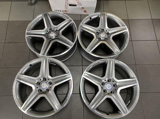 """Nowe felgi 19"""" ET 43,5 oryginalne Mercedes-Benz AMG A B C CLA GLA"""