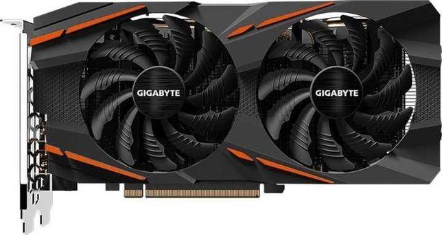 Видеокарта Gigabyte Radeon RX 580 8 GB Gaming GDDR5