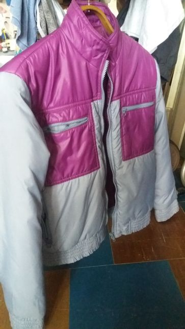 Куртка на мальчика 12-15лет