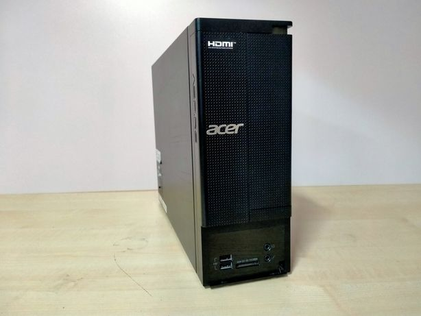 Acer Mini i5 4x3.1 GHz / SSD240 GB / 8GB DDR3 / Intel HD