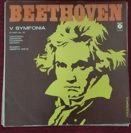 Płyta winylowa - Beethoven