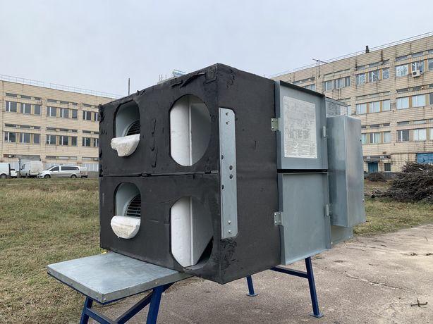 Вентиляция Daikin VAM1500 Рекуператор воздуха кондиционеры монтаж