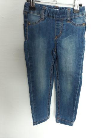 Treginsy jeansy 98