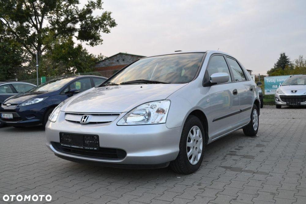 Honda Civic 1.4 Benzyna / Klimatyzacja / Cd / Opłacony Коростелевка - изображение 1