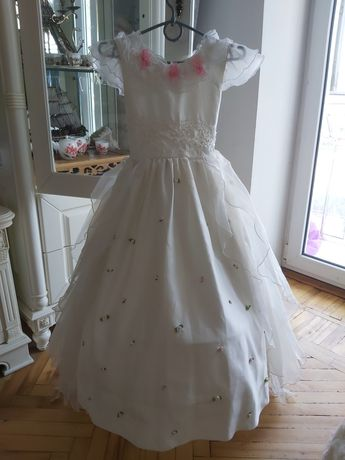 Детское платье на выпускной