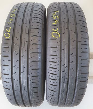 2x 185/65/15 Continental EcoContact 5 88H OL454