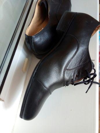 Туфли. Натуральная кожа.